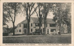The Yarmouth Tavern, On the King's Highway Postcard