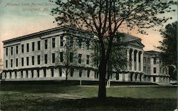 Missouri State Normal School Postcard