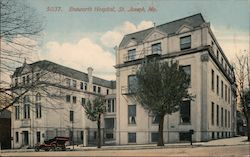 Ensworth Hospital Postcard