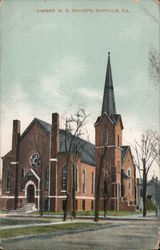 Kimber M.E. Church