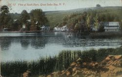 View of South Shore Great Sodus Bay