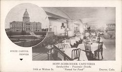 Hoff-Schroeder Cafeteria - State Capitol