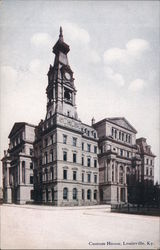 Custom House Postcard