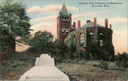 Science Hall, University of Tennessee Postcard