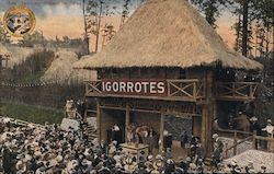 "Igorrotes Village on ""Pay Streak"""