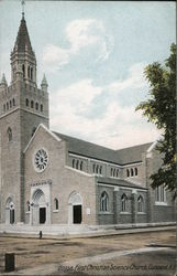 First Christian Science Church Postcard