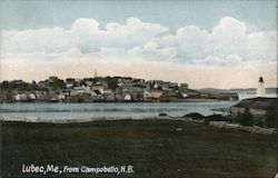 From Campobello N.B. Postcard