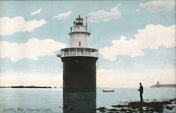 Channel Light Postcard