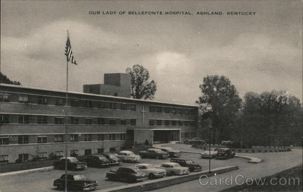 Our Lady of Bellefonte Hospital Ashland Kentucky