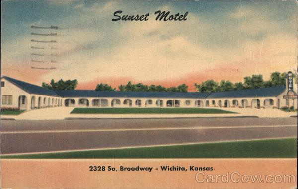 Sunset Motel Wichita Kansas