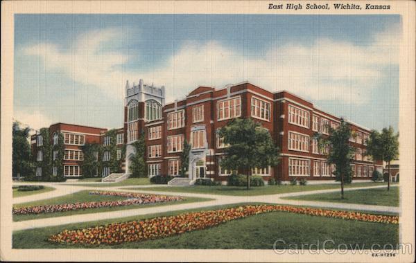 East High School Wichita Kansas