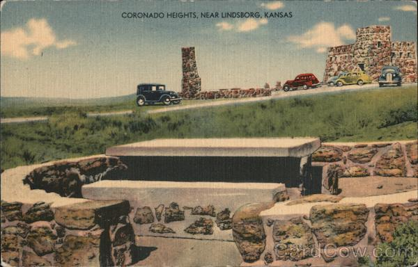 Coronado Heights Lindsborg Kansas