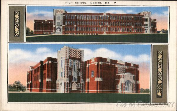 High School Mexico Missouri