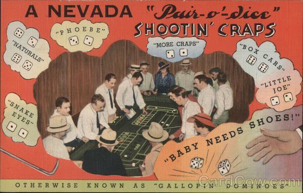 Shootin' Craps Nevada