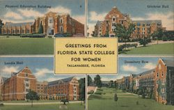 Greetings from Florida State College for Women