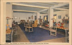 The Lounge, La Posada, Fred Harvey Hotel