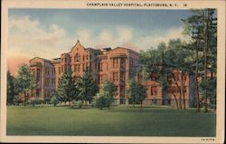 Champlain Valley Hospital