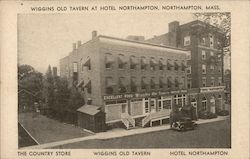 Wiggins Old Tavern at Hotel Northampton & The Country Store