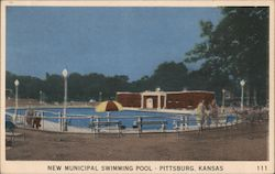 New Municipal Swimming Pool