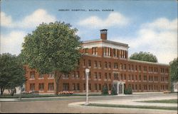 View of Asbury Hospital