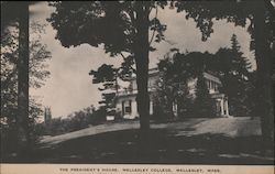 The President's House, Wellesley College
