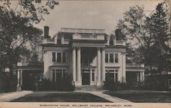 Washington House at Wellesley College