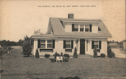 The Charliss, Route 28, West Dennis, Cape Cod Postcard