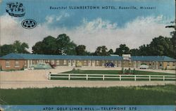 Beautiful Slumbertown Motel