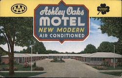 Ashley Oaks Motel, New Modern Air Conditioned