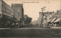 Congress Street Postcard