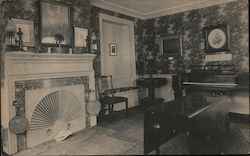 The Parlor - Wadsworth Longfellow House