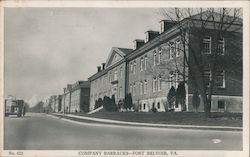 Company Barracks