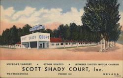 Scott Shady Court, Inc.