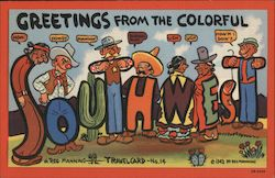 Greetings from the Colorful Southwest