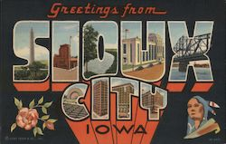 Greetings from Sioux City, Iowa