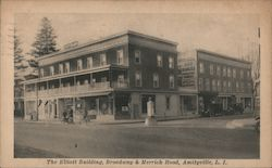 The Elliott Building, Broadway & Merrick Road, Amityville, L.I.