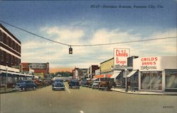 Harrison Avenue Postcard