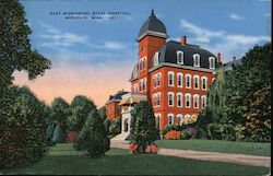 East Mississippi State Hospital Postcard