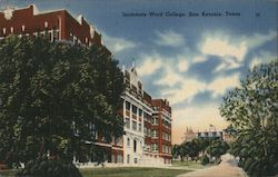 Incarnate Word College, San Antonio, Texas