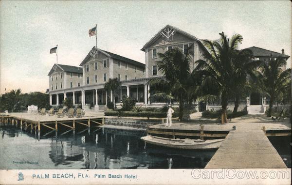 Palm Beach Hotel Florida