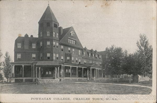 Powhatan College Charles Town West Virginia