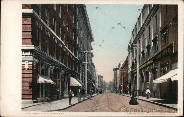 Granby Street Norfolk Virginia
