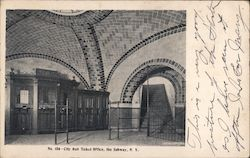 City Hall Ticket Office, The Subway