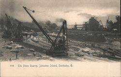 The Stone Quarry, Johnsons Island