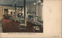 The Parlors (The Northfield) Postcard