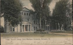 Slocum Library, Ohio Wesleyan University
