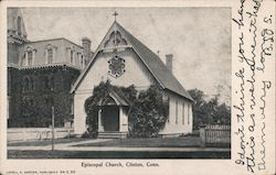 Episcopal Church Postcard