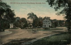 Mill Hill Circle, Junction Five Streets