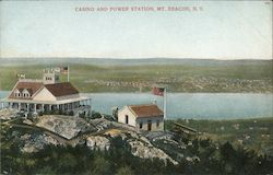 Casino and Power Station, Mt. Beacon