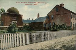 Maria Mitchell Memorial & Observatory